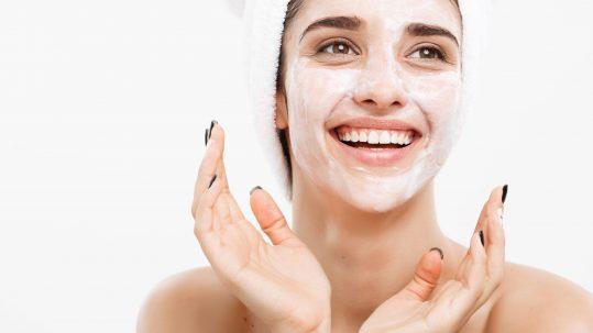 facial skin detox