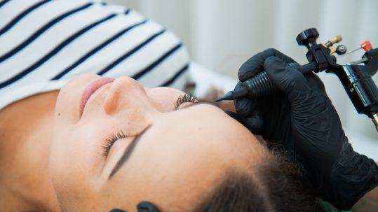 permanentna šminka